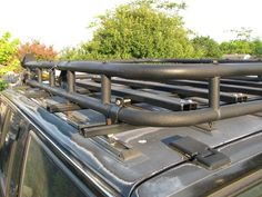 Cargo Rack, Roof Rack, Campervan, Land Cruiser, Jeep, Motorcycles, English, Explore, Cars