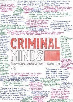 Criminal Minds   We Heart It