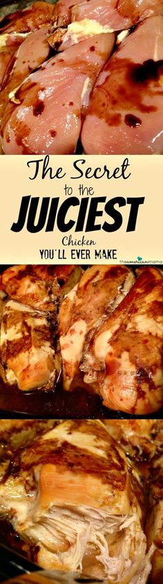 The Secret to the Juiciest Chicken You'll Ever Make | CookJino