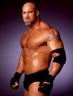 "Goldberg...when the former gridiron goliath made his WCW debut against Hugh Morrus (Bill DeMott), I knew he was destined for something big, and sure enough, he steamrolled through the competition on his way to his first WCW title reign before finally losing his first match to Kevin Nash, but not without controversy, of course. His famous victory quote: ""Who's next?"""