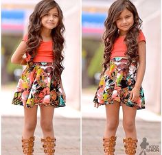 Gorgeous little girl with long curly brunette hair SUBSCRIBE YOUTUBE CHANNEL: http://www.youtube.com/user/TheFederic777?sub_confirmation=1