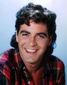 """A super-cute '80s-coiffed George Clooney was the best part of the post-graduation period of """"The Facts of Life"""""""
