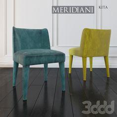 gepolsterter stuhl aus stoff mit abnehmbarem bezug diaz by meridiani st hle pinterest. Black Bedroom Furniture Sets. Home Design Ideas