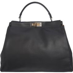 Fendi Peekaboo - Definitely a nice bag, but not the most loved in my closet.