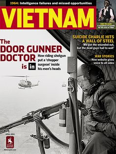 Vietnam War Magazine. #VietnamWarMemories