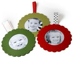 Christmas Ornaments Cute tags for on gifts,