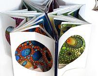 ARTIST BOOKS star/carousel book