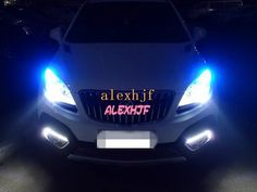 89.99$  Buy here - http://alixhg.worldwells.pw/go.php?t=816323288 - July King LED Daytime Running Lights DRL with Fog Lamp Cover, LED Fog Lamp case for Buick Encore and Opel Mokka 2013~ON