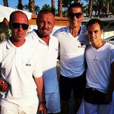 Cristiano Ronaldo in St.Tropez 05/29/2015