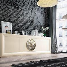 Aparadores de Diseño © Modernos y Clásicos【 100% CALIDAD 】 Modern Furniture Online, Luxury Furniture, Furniture Design, Buffet Console, Console Tables, Family Apartment, Wardrobe Furniture, Tv Cabinets, Decoration