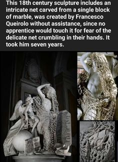 History Facts, Art History, 3d Figures, Wow Art, Wtf Fun Facts, Interesting History, Amazing Art, Epic Art, Awesome