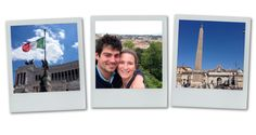 Un long week-end à Rome Long Week-end, Polaroid Film