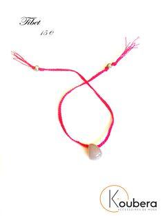 #Tibet #bracelet #pierre naturelle #collection #koubera #accessoires #mode