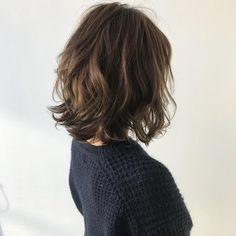 Shoulder Length Layered Hair, Medium Length Wavy Hair, Medium Curls, Permed Hairstyles, Pretty Hairstyles, Hair Inspo, Hair Inspiration, Medium Hair Styles, Curly Hair Styles