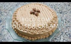 Bolo com Buttercream