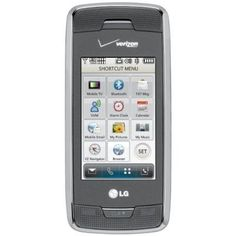 LG Voyager VX10000 Phone  Titanium (Verizon Wireless) QWERTY - No Contract Required ~ Details ->> http://amzn.to/JvP5Fe