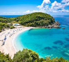 No desire for gravel: Croatia& fabulous sandy beaches - ichreise Greece Resorts, Beach Resorts, Beach Fun, Beach Trip, Miami Beach, Life In Paradise, Destinations, Beach Bungalows, Most Beautiful Beaches
