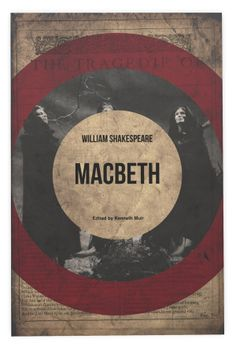 Shakespeare Book Cover Series by Alex Cruz, via Behance