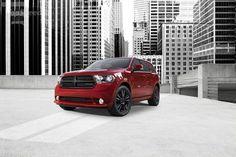 2013 Dodge Durango Blacktop Edition