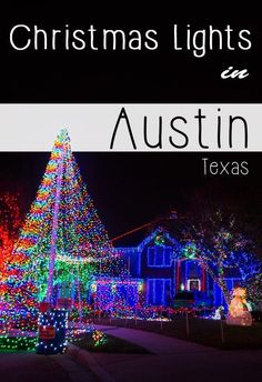 Christmas lights information about the main holiday attractions in Austin, Texas and the metropolitan area, including Round Rock, Georgetown & San Antonio Christmas Travel, Holiday Travel, Christmas Holiday, Holiday Ideas, Christmas Ideas, Christmas Crafts, Canada Travel, Travel Usa, Travel Tips