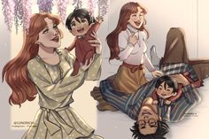 Harry Potter Illustrations, Harry Potter Artwork, Harry Potter Feels, Harry Potter Images, Harry Potter Characters, Disney Characters, Fictional Characters, Marauders Fan Art, Harry Potter Marauders