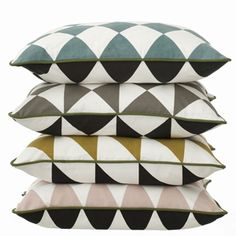 ferm LIVING - Geometry pude