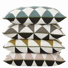 ferm LIVING - Geometry pude
