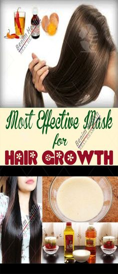 Most Effective Mask for Hair Growth – Benim Health