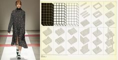 Superstudio's Histograms of Architecture as Grid-Like Graphic Textures and Compositions: Iceberg A/W
