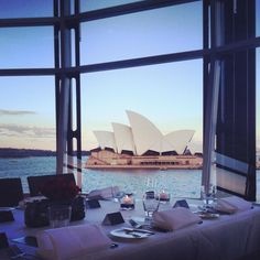 Quay restaurant - Peter Gilmore.