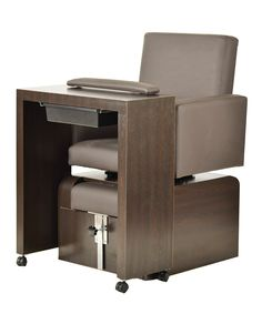 San Remo Footsie Spa Pedicure Chair is practical, stylish and fully customizable. This plumb-free, pedicure chair is available in 20 laminate colors Spa Pedicure Chairs, Manicure Y Pedicure, Nail Spa, Nail Salon Furniture, Nail Salon Decor, Salons Decor, Manicure Station, Spa Chair, Laminate Colours