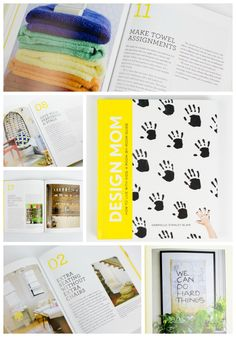 7 Reasons Why You Will Love the New Book: DesignMom – How to Live with Kids: A Room-by-Room Guide