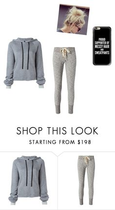"""Untitled #62"" by ambjones ❤ liked on Polyvore featuring Unravel, NSF and Casetify"