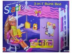 Stacie - 3 in 1 Bunk Bed