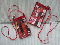 Kännykkäpussukoita // Purses for mobile phones