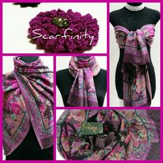 only for $20 Buy 1 get 1 free Choose any scarf of your choice for absolutely free. (Limited time offer) www.etsy.com/shop/scarfinityLLC