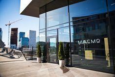 Maaemo restaurant in Oslo