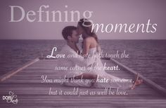 #Teaser Defining Moments by @DoriLavelle..#MustRead 1-click from #Amazon @ just $0.99! http://www.amazon.com/gp/product/B00MRHFZXQ/ref=as_li_tl?ie=UTF8&camp=1789&creative=390957&creativeASIN=B00MRHFZXQ&linkCode=as2&tag=njksworofboo-20&linkId=UDYEDGLFKXR5M7GP  #MomentsInTime #Romance