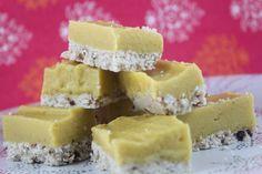 Frozen Banana and Mango Slice (Paleo, Gluten Free, Dairy Free)