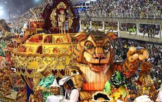 this surely is amazing.  It is the Brazilian Carnival 2013.   wow!! it would be amazing to go there.