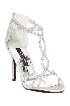 Nina Shoes Ciprina Studded Dress Sandal