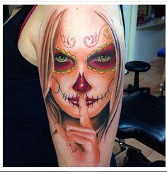 Via Instagram Tattoo by David_Nordel_Giersch