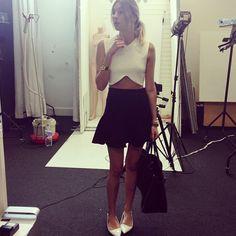 Balenciaga by way of Zara