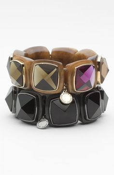MARC BY MARC JACOBS 'Ice Cubes' Stretch Bracelet