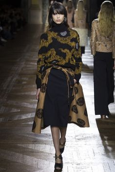 Like the wrap over the pencil skirt dries-van-noten-rtw-fw15-runway-38 – Vogue