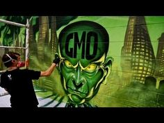 A group of street artists from Los Angeles and Oakland have combined graffiti with activism to help in the battle against GMOs. http://buzz.naturalnews.com/000889-GMOs-GMO_labeling-street_artists.html