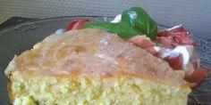 Sirnica bez kora ~ Recepti i Ideje Croatian Recipes, Calzone, Strudel, Cornbread, Deserts, Dairy, Food And Drink, Cooking Recipes, Cheese