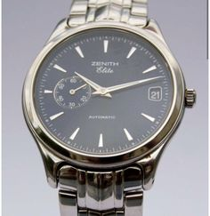 Zenith Elite vintage watch now available on GRRUK.com