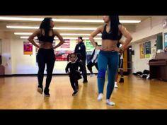 ▶ Beyonce dance 3 year old kills choreography - YouTube