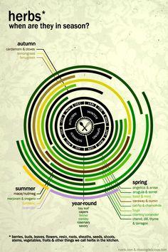 when are herbs in season? here is when...  #gardening #foodstorage #selfsufficiency